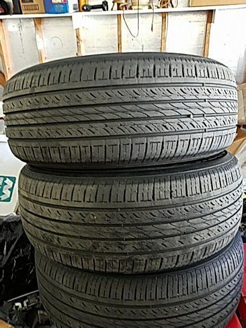 4 tires 205-60-16