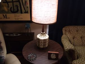 Mid Century Accent Table Lamp for Sale in Orlando, FL