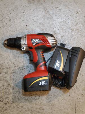 Skil 18V drill used in working condition for Sale in Las Vegas, NV