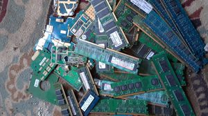 Gold Recovery pc chips and parts for Sale in Victorville, CA