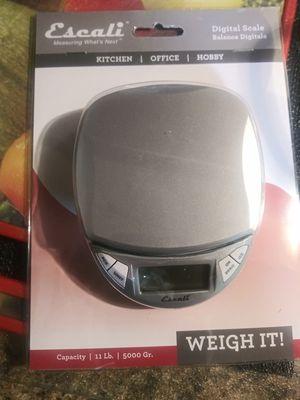Kitchen scale for Sale in Newport News, VA