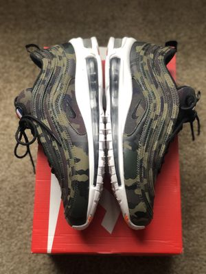 France country camo air max 97 for Sale in Hillsboro, OR