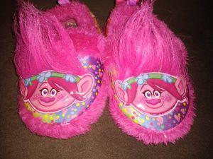 Trolls slippers for Sale in San Antonio, TX