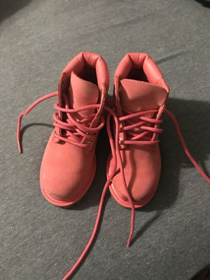 Timberland Boots Toddler Girl size 10 for Sale in Coats, NC