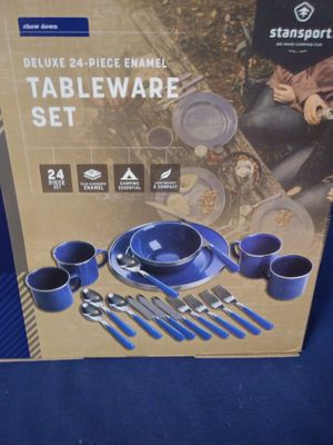 Camping. Tableware set for Sale in Palm Springs, FL