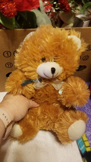 Plush animal bear for Sale in Tucson, AZ