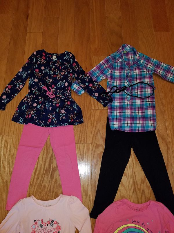 Girls size 6 outfits
