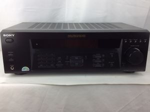 SONY AM/FM Stereo Receiver A/V Control Center for Sale in Largo, FL