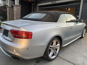 2010-16 PARTS Audi S5 Convertible 75k miles Part Out for Sale in Renton, WA