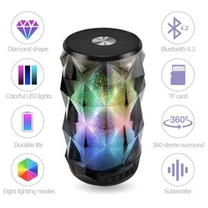 Best Wireless Speaker with LED lights built in for Sale in Sacramento, CA