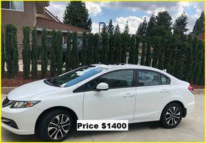 Price$1400 Honda Civic EXL for Sale in Sacramento, CA