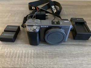 Sony alpha a6000 apsc camera (body only) for Sale in Boston, MA