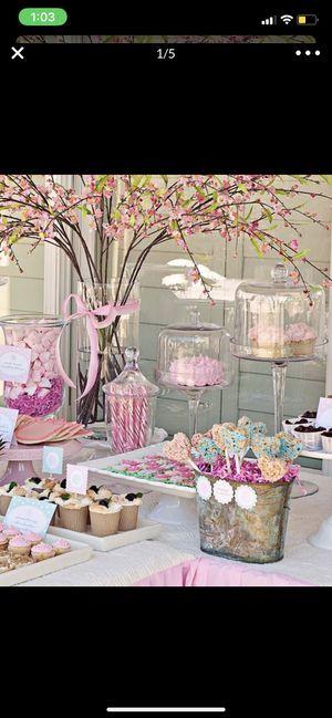 Parties decoration (wedding, birthday, etc.) Decoração de eventos (casamento, aniversários, etc) for Sale in Windermere, FL