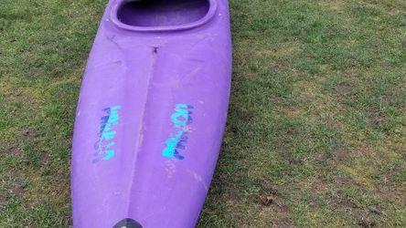 Prijon Taifun Kayak for Sale in Mountlake Terrace,  WA