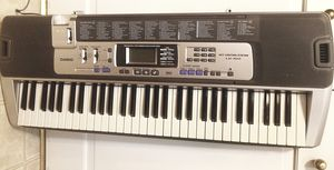 Cassio LK-100 electeic keyboard/musical instrument for Sale in Plano, TX