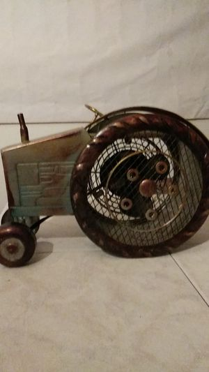 Tractor decorative one of a kind fan for Sale in Sacramento, CA