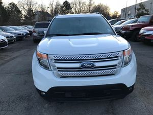 2013 FORD EXPLORER XLT Blanco for Sale in Manassas, VA