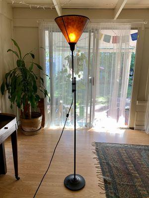 Metal floor lamp for Sale in Sun Valley, CA