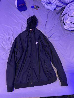 Men's XXL Black Nike Raincoat for Sale in Smyrna, GA