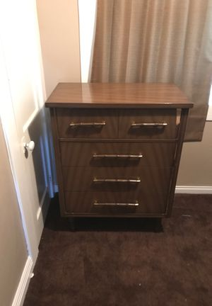 Wooden dresser for Sale in McPherson, KS