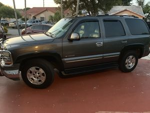 Chevy Tahoe 2002 108k miles for Sale in Miami, FL