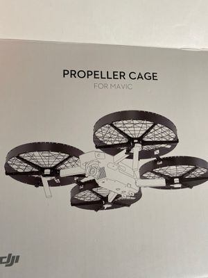 """DJI Propeller Cagepart 31 Drone Flyer (New) """"NOT INCLUDING DRONE"""" for Sale in Austin, TX"""