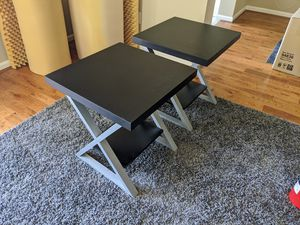 Two End Tables for Sale in Redmond, WA