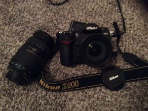 Nikon D200 for Sale in Avondale, AZ