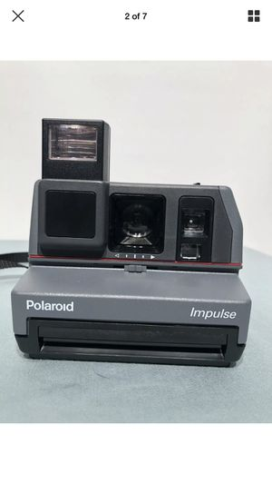 Polaroid Impulse AF 600 Plus Instant Film Camera Vintage Auto Focusing Flash for Sale in Nolensville, TN