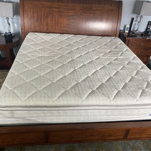 King Size Sleep Number Bed for Sale in Normandy Park, WA