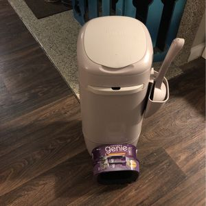 Litter Genie With 2 Refills for Sale in Webster, TX