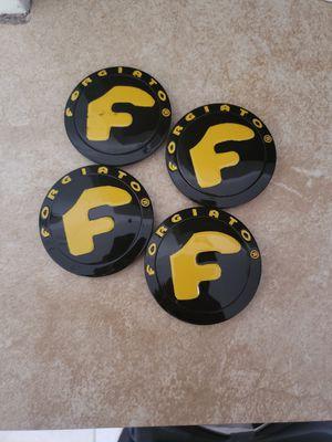 Forgiato caps for Sale in Los Angeles, CA