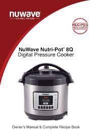 brand new NuWave nutri- pot 8qt for sale