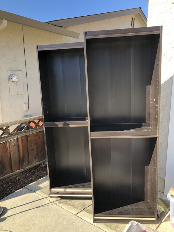 Bookshelves $5 each