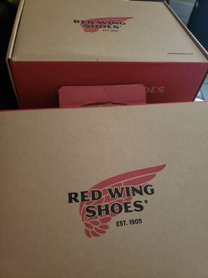 Red Wing Work boots for Sale in Miami, FL