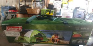 New in bag...Camping Tent Coleman 4 persons. for Sale in Montclair, CA