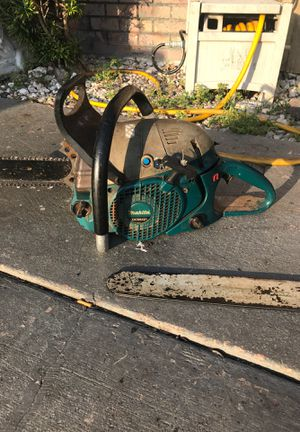 Makita dcs6421 chainsaw for Sale in Port Richey, FL