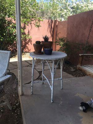 Antique wicker furniture for Sale in Tucson, AZ