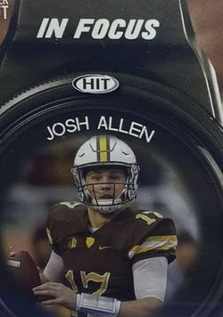 Josh Allen Rookie Card for Sale in Burien,  WA