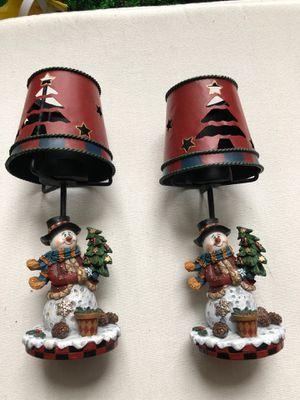 Christmas little lamps for Sale in Barnegat Township, NJ
