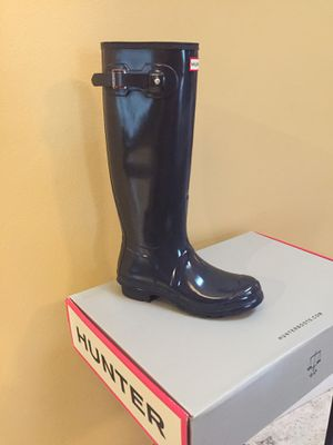 Hunter Tall Rain Boots size 7 & 9 for Sale in Union Park, FL