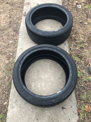 Goodyear tires 235/40/19 for Sale in Fort Smith, AR