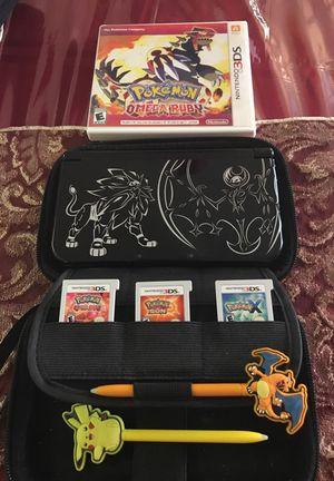 "Nintendo 3DS XL ""Pokémon Sun"" >>RARE<< for Sale in Bethesda, MD"