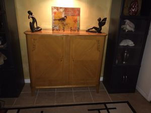 Art deco cabinet for Sale in Duluth, GA