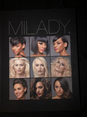 Milady Textbook for Sale in Odessa, TX