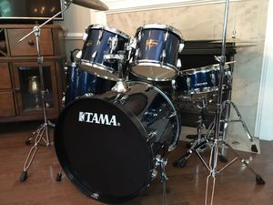 Tama Imperialstar Drum Kit MINT! for Sale in Conyers, GA