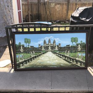 Angkor Wat Painting for Sale in Long Beach, CA