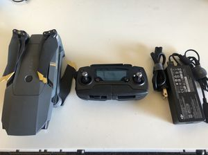 DJI Mavic Pro With Quiet Foldable Propellers for Sale in Irvine, CA