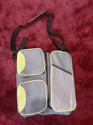 portable bed and diaper bag for Sale in West Springfield, VA