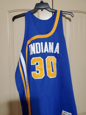 Authentic Indiana Pacers George Mcginnis Jersey for Sale in Fort Worth, TX